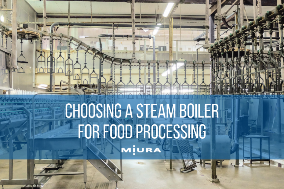 Choosing A Steam Boiler For Food Processing