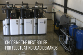 Choosing the Best Boiler For Fluctuating Load Demands