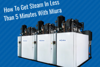 How To Get Steam In Less Than 5 Minutes With Miura