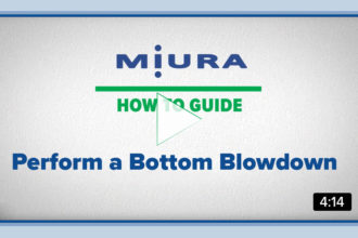 How Bottom Blow Downs Work With Miura Boilers