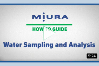 How To Take Water Samples With Miura Boilers