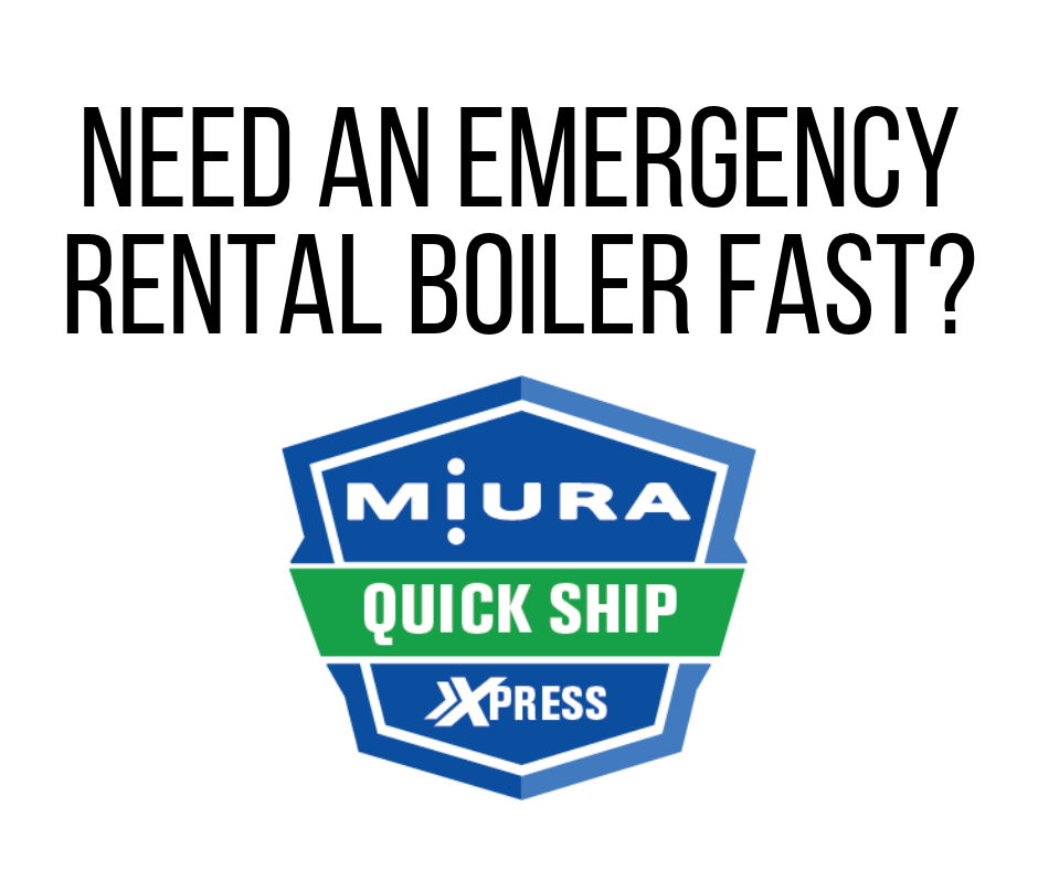Need an Emergency Rental Boiler? Try Quick Ship Xpress