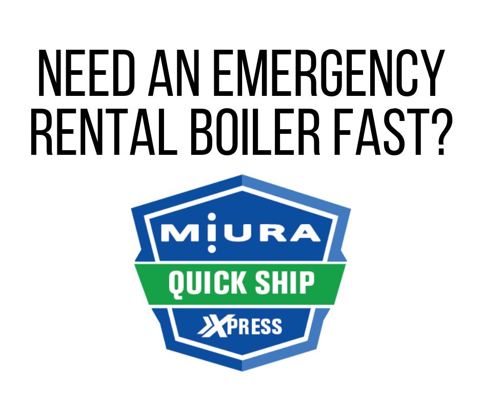 Need an emergency rental boiler fast?