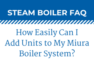 How Easily Can I Add Units to My Miura Boiler System?