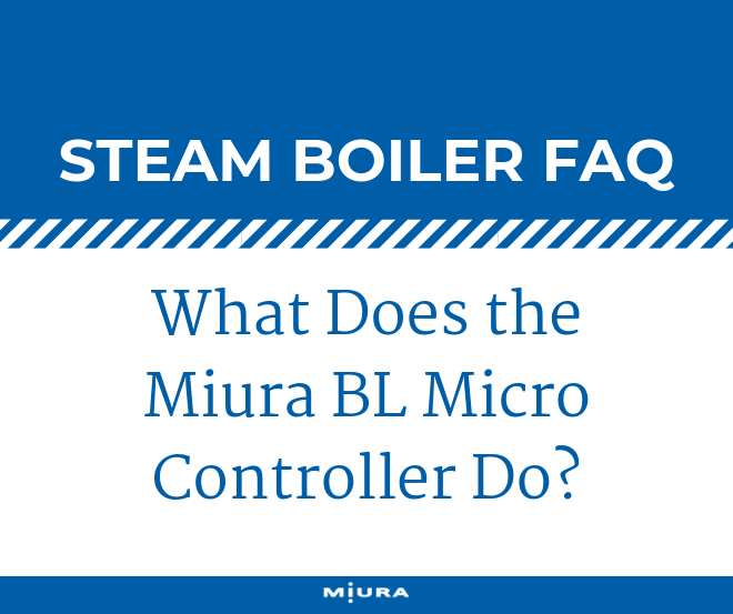 What Does the Miura BL Micro Controller Do?