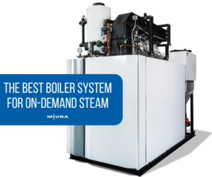 The Best Boiler System For On-Demand Steam