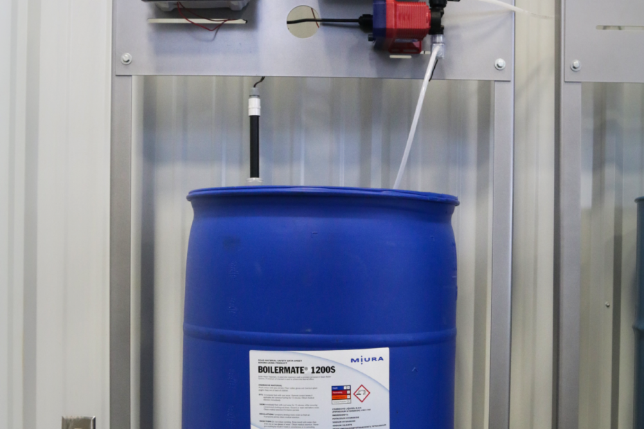 The Importance of Steam Boiler Water Treatment