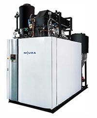 Miura's LX300 boiler