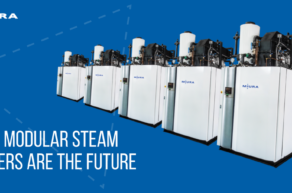 Smart Monitoring & Controls for Steam Boilers