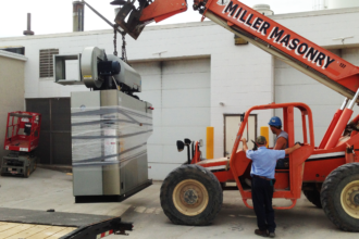 Buying an Industrial Boiler: Critical Features to Consider
