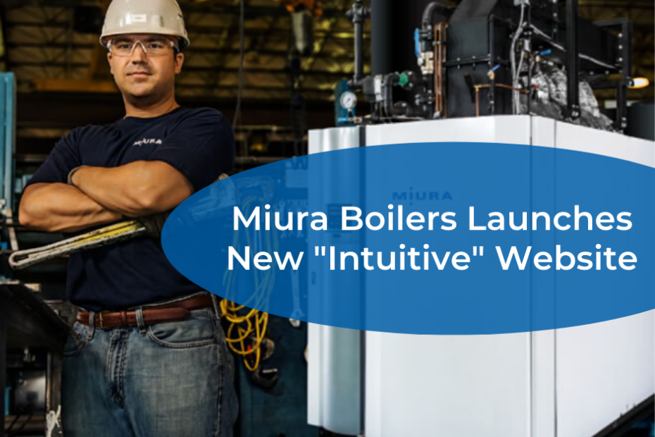 """Miura Launches New """"Intuitive"""" Website That Anticipates User Requirements"""
