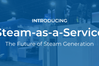 Steam-as-a-Service at 2020 AHR Expo
