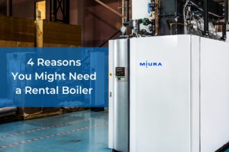 4 Reasons You Might Need a Rental Boiler