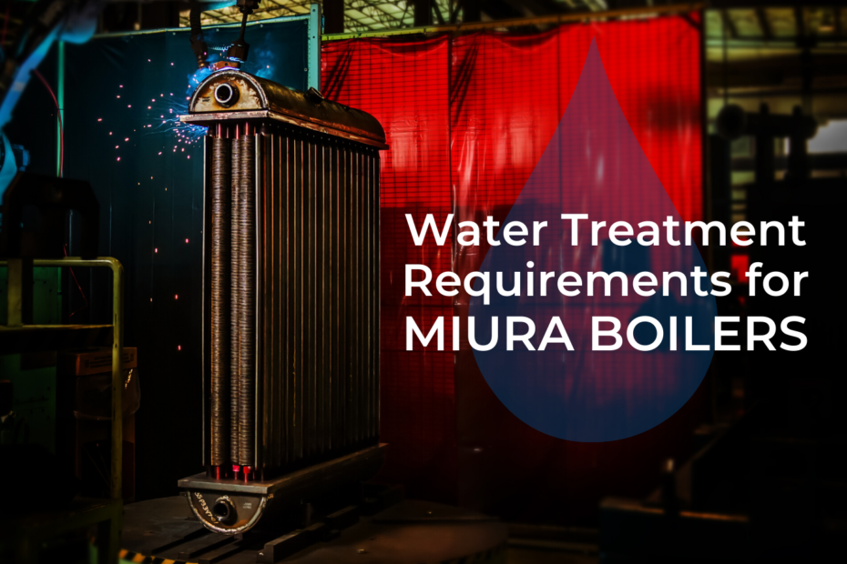 Water Treatment Requirements for Water Tube Boilers