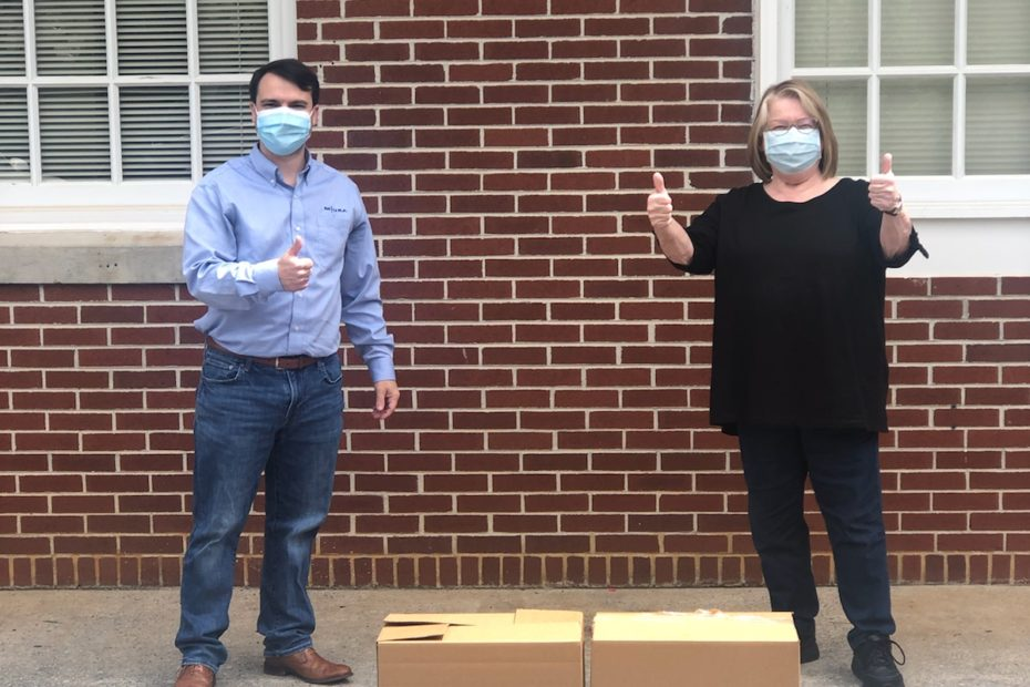 Miura Donates PPE to Medical Centers & Assisted Living Facilities