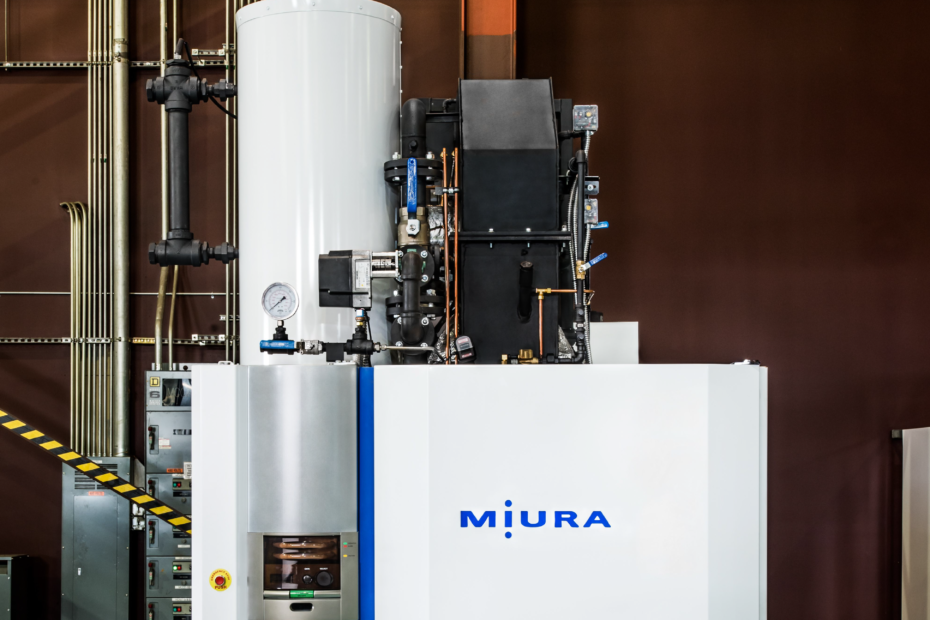 Miura Steam Boiler Technology Provides Key Advantages During the Pandemic
